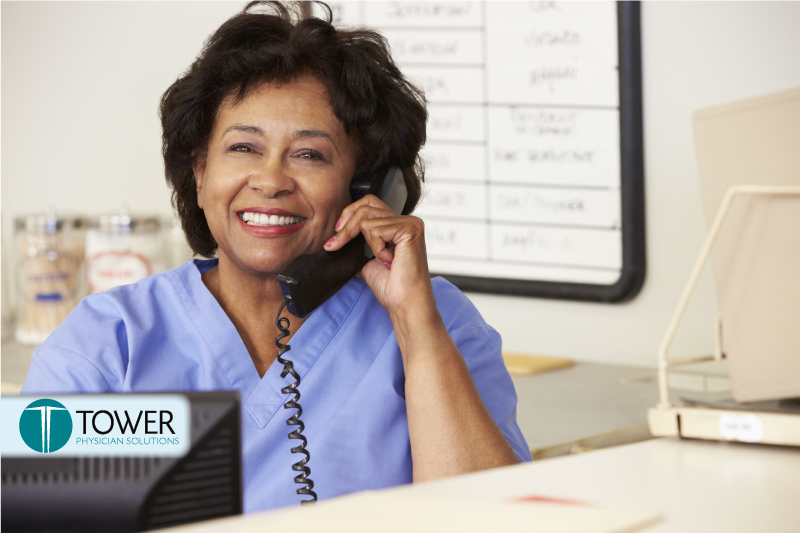 Patient Experience Can Be Improved with Telephone Etiquette