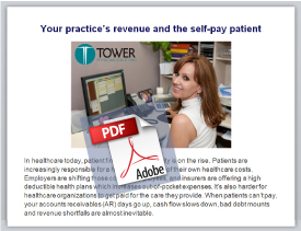 Medical Practice Revenue Management and the self-pay patient