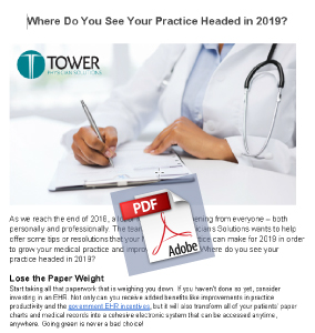 Where Do You See Your Practice Headed in 2019?
